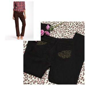 NYDJ Tummy Tuck Control Embellished Pocket Jean